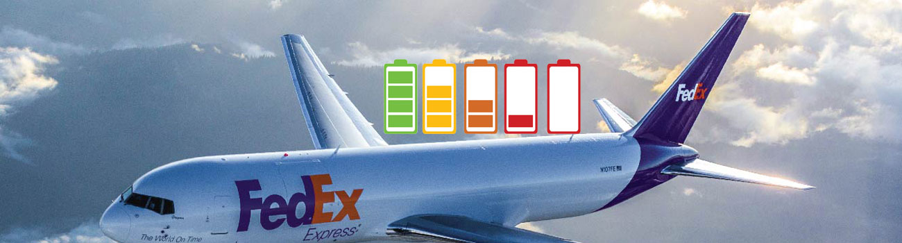 shipping lithium batteries fedex